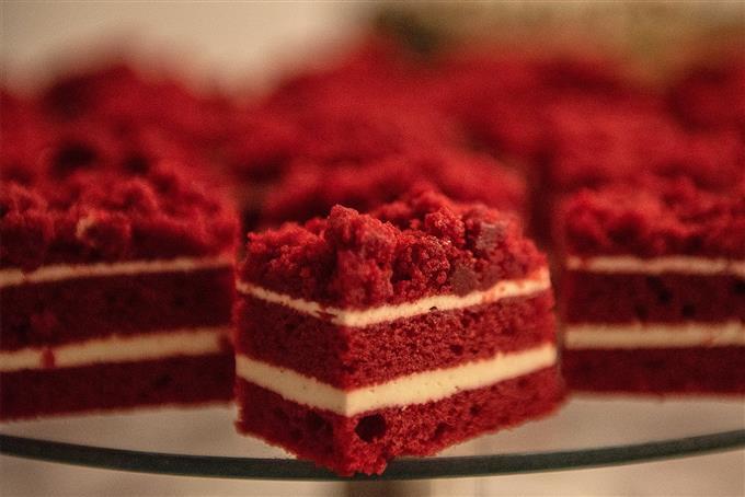 עוגת רדולווט אישית