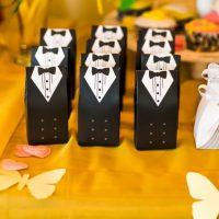 עיצוב מתוקים לחתונה